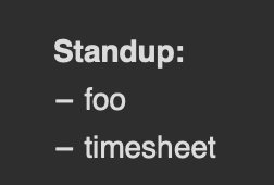 Screenshot of TaskPaper (2021-03-26, 10-52-22)
